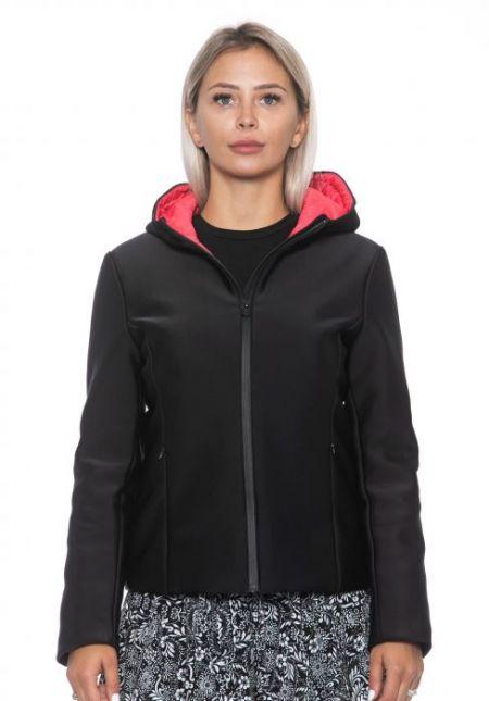 Jacket Sandro Ferrone PRISMA_NeroBlack