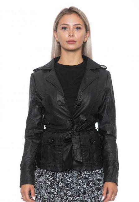 Jacket Sandro Ferrone FE978_NeroBlack