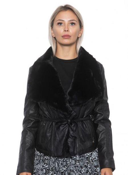 Jacket Sandro Ferrone FE952_NeroBlack