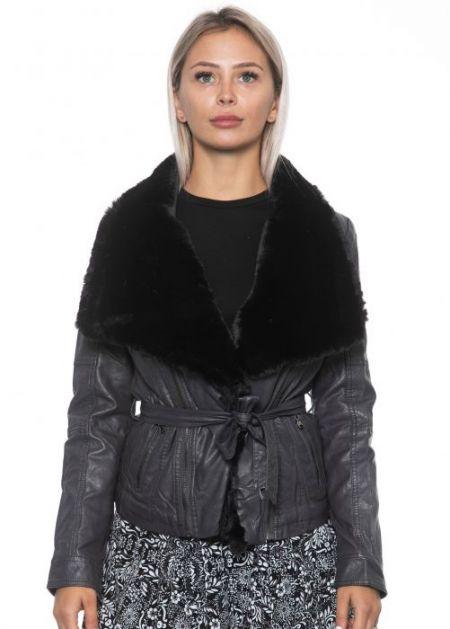 Jacket Sandro Ferrone FE952_GrigioGrey