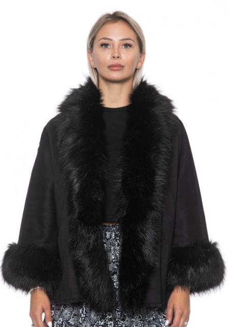 Jacket Sandro Ferrone FE18931_NeroBlack