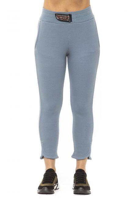 Pantalone Mr&Mrs Italy Donna light-blue JG054E_8089GreySteel