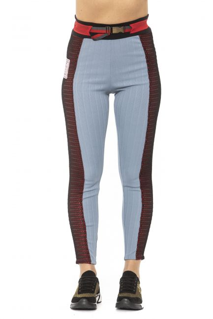 Pantalone Mr&Mrs Italy Donna light-blue LG016E_9634BlackRedSteel