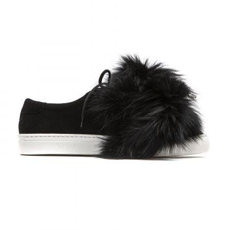 Women's Sneaker Mr&Mrs Italy SK039E_9300BlackBlack