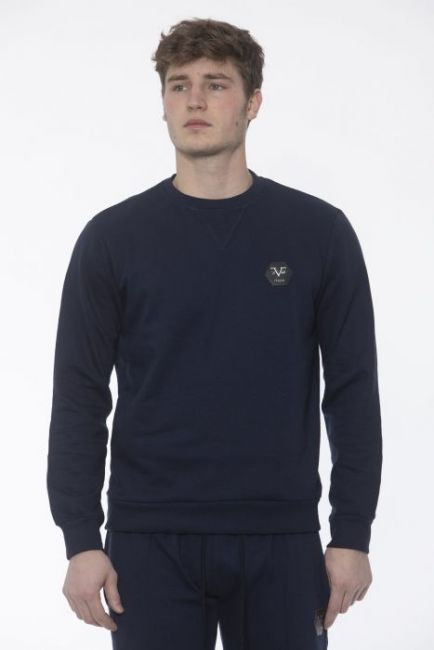 Men's Crewneck Sweatshirt 19V69 Italia VI20AI0010_BluNavy