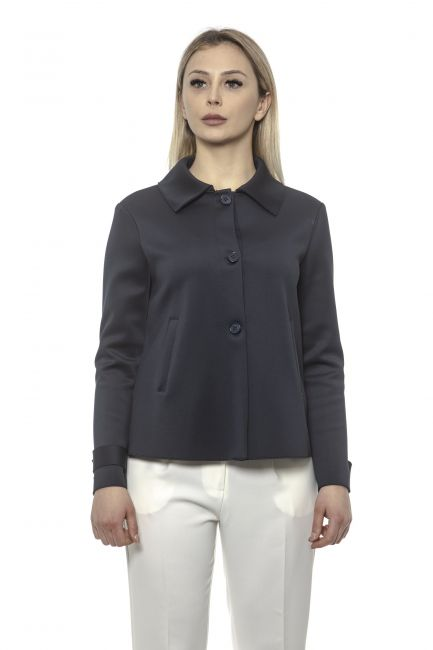 Woman Jacket Alpha Studio AD8362N_5350BLUNAVY