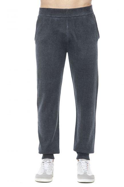 Pantalone Alpha Studio Uomo Blu AU2033QS_8053NOTTE