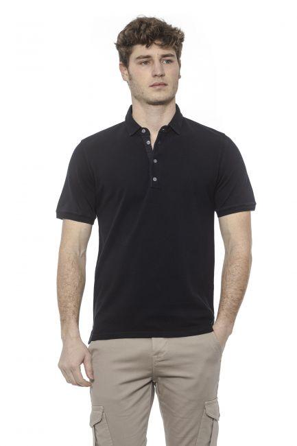 Polo shirt Alpha Studio AU7451BS_4345NAVYUNITO