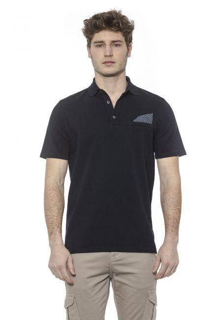 Polo shirt Alpha Studio AU7452BS_4345NAVYUNITO