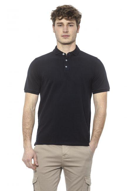 Polo shirt Alpha Studio AU7453BS_4345NAVYUNITO