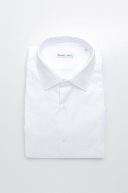 Camicia Robert Friedman Uomo Bianco LEO1SL_55939_015Bianco