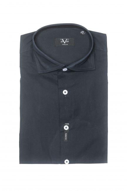Shirt 19V69 Italia VI20AI0016_1_1885Blue