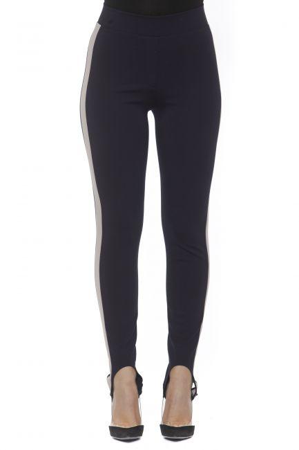 Pantalone Peserico Donna Blu P04881J01135A_61ABLU
