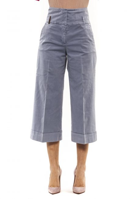 Pant Peserico P04747T30A02477_787AzzurroSky