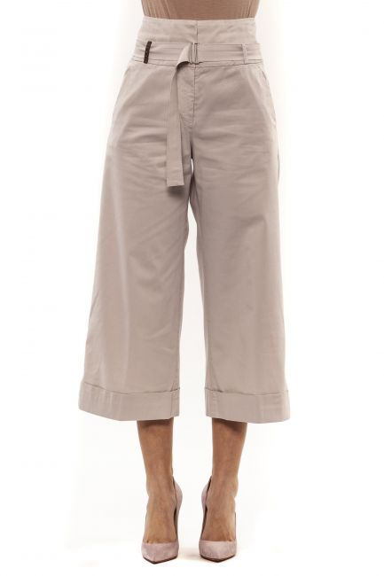 Pant Peserico P04747T30A02477_741Beige
