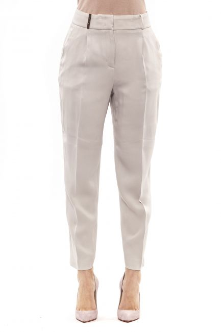 Pant Peserico P04729A02746_741Beige