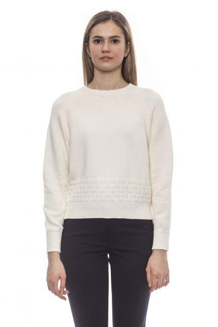 Sweater Peserico S99086F0509506_703BiancoWhite