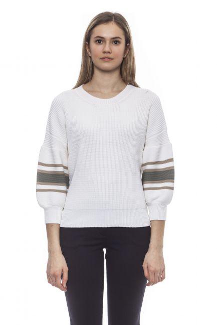 Sweater Peserico S99087F07G9506_G00BiancoWhite