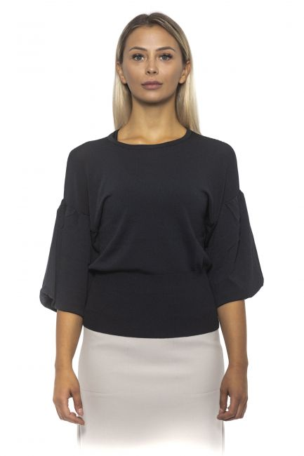 Sweater Peserico S99103F1409507_761BluNavy