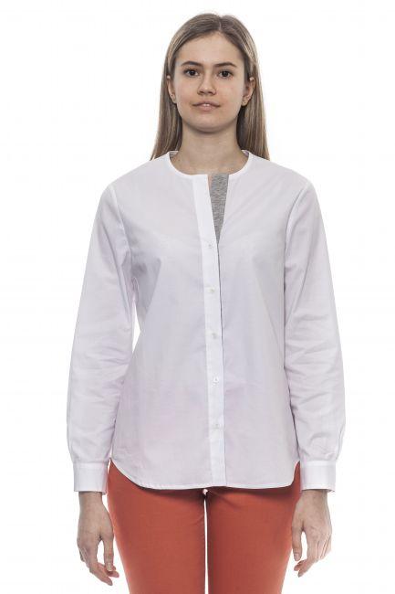 Shirt Peserico M06531D8928_D70GrigioGrey
