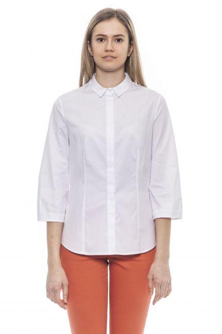 Shirt Peserico S0660908928_1BiancoWhite