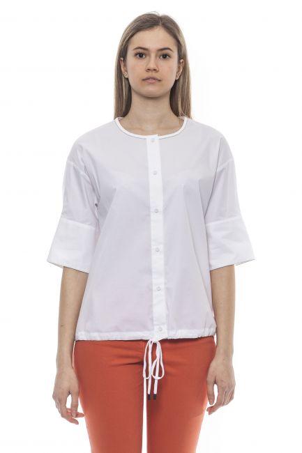 Shirt Peserico S0662508928_1BiancoWhite