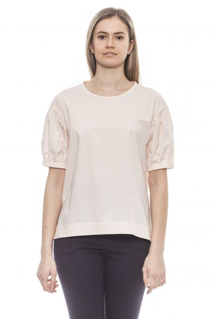 Camicia Peserico Donna Rosa S0662708928_792RosaPink