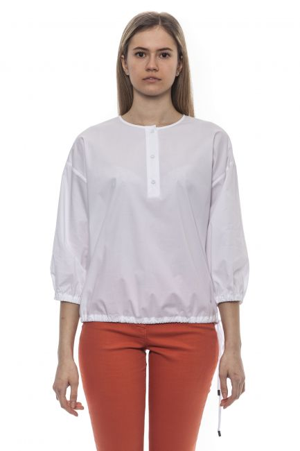 Shirt Peserico S0692008928_1BiancoWhite
