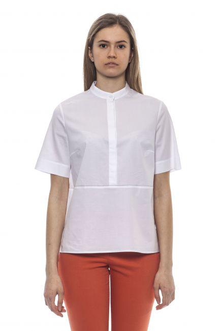 Shirt Peserico S0692308928_1BiancoWhite
