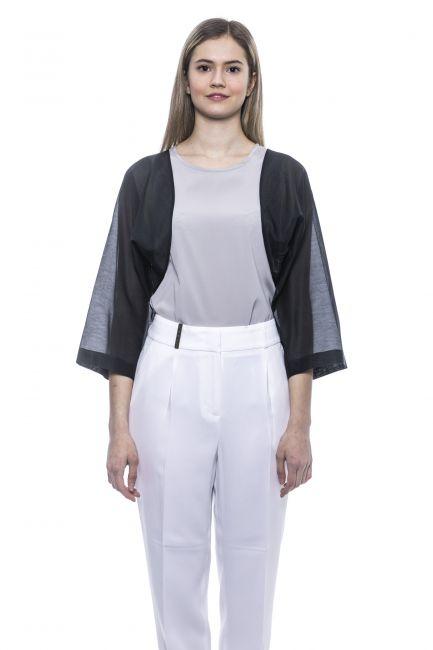 Kimono Sleeves Peserico S3127208372_760BluNavy