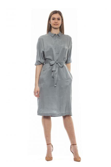 Dress Peserico S02151A01901_734VerdeGreen