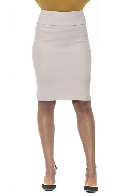 Skirt Peserico P0569001934_842BEIGE