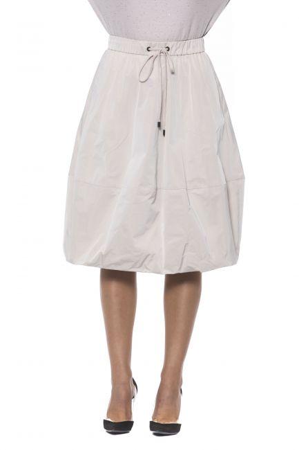 Skirt Peserico P0529106953_845BEIGE