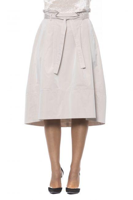 Skirt Peserico P0529306953_845BEIGE