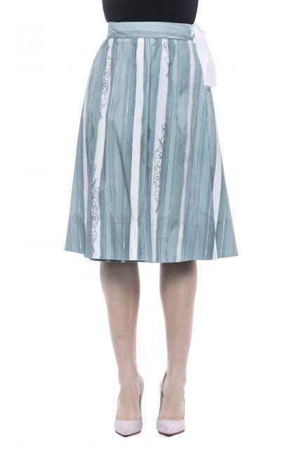 Skirt Peserico P0575208101_932VerdeGreen