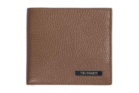 Wallet Trussardi 72P026_69DarkBrown