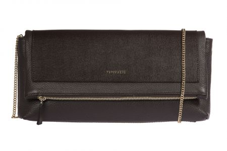 Clutch Bag Trussardi 76B019_69DarkBrown