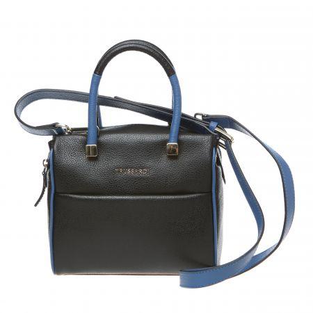 Handbag Trussardi 76B265M_19Black-Blue
