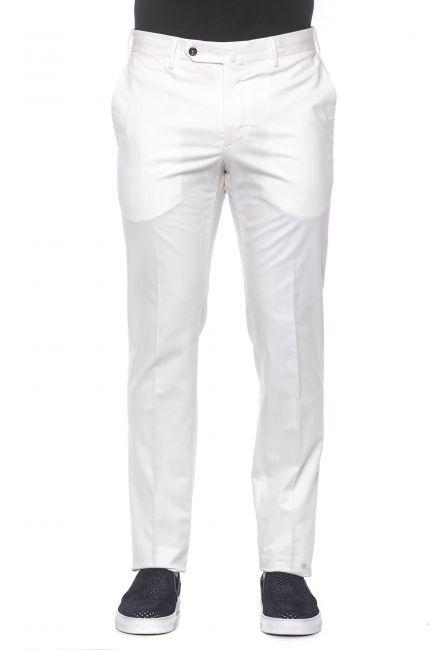 Pantalone PT Torino Uomo Bianco DS01Z00TU13_0010bianco