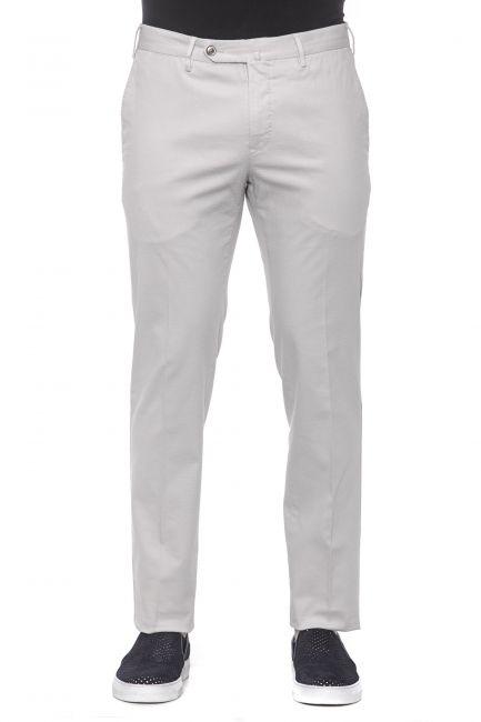 Pantalone PT Torino Uomo Grigio DT01Z00NT69_0020ghiaccio