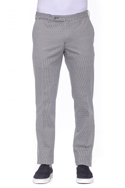 Pantalone PT Torino Uomo black/white VL01Z00VE53_0900fantasia
