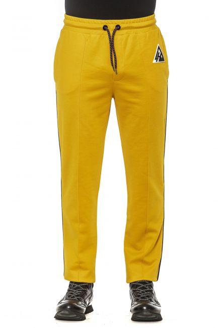 Pantalone Les Hommes Uomo Giallo LHJ300760U_2300Saffran