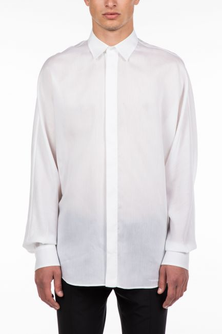 Shirt Les Hommes LHG640LG514_1000White