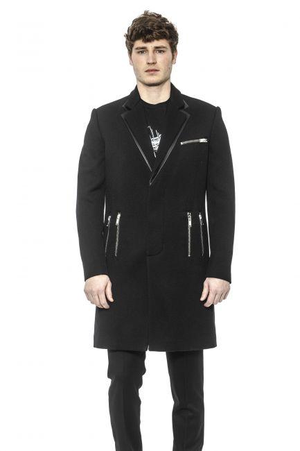 Coat Les Hommes LHF101LF251A_9000Black