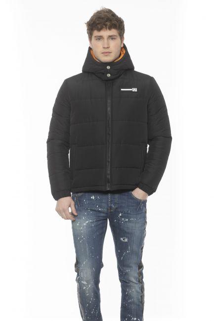 Short Down Jacket Les Hommes UHO500250U_9000Black