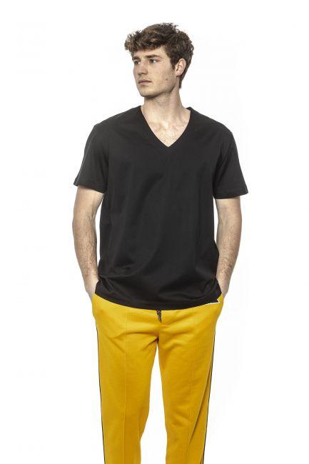 T-Shirt Les Hommes Uomo Nero LHE825LE800_9000Black
