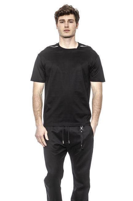 T-Shirt Les Hommes Uomo Nero LHG802LG800_9000Black