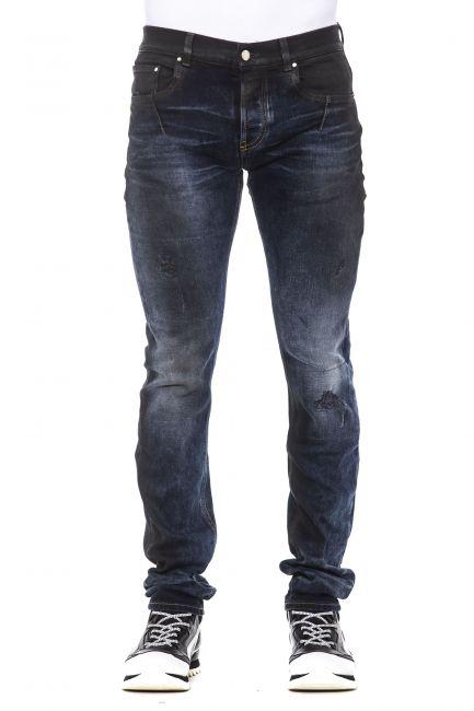 Jeans Les Hommes LHD320530U_7000Blue