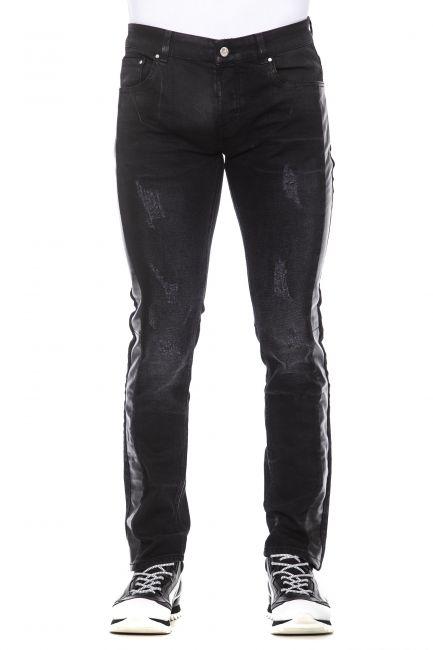 Jeans Les Hommes Uomo Nero LHD321531L_9000Black