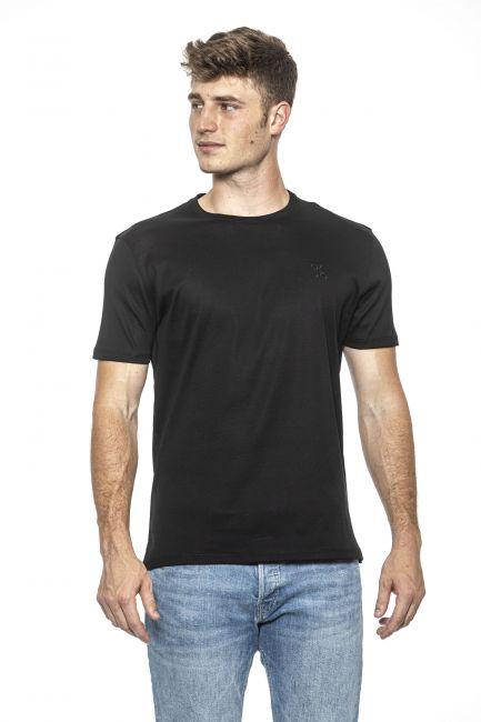 T-Shirt Billionaire Uomo Nero BLC83278247_NERO1
